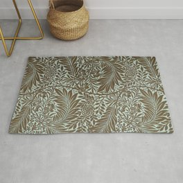 "William Morris ""Larkspur"" 4. Rug"