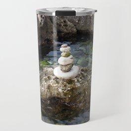 Sea and stone Travel Mug