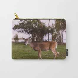 A Deer In Marquette Carry-All Pouch