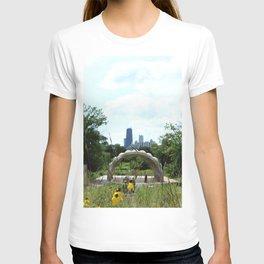 Garden View II T-shirt