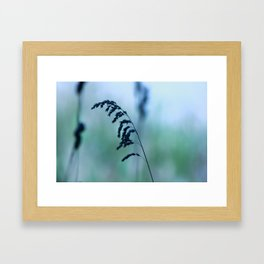 Just There - JUSTART (c) Framed Art Print