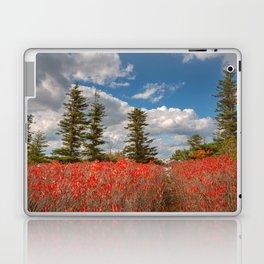 Autumn Huckleberry Wonderland Laptop & iPad Skin