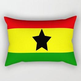 Flag of Ghana Rectangular Pillow