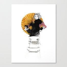 Rodonna Canvas Print