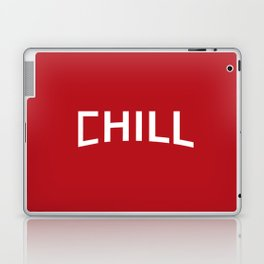 Red Chill Laptop & iPad Skin