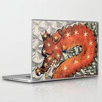 carpe diem Laptop & iPad Skins featuring Carpe Diem by anipani