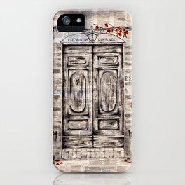 Locanda iPhone Case