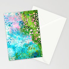 Colorful Art - Enchanting Spring - Sharon Cummings Stationery Cards