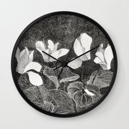 Roos (c1920) print in high resolution by Samuel Jessurun de Mesquita Wall Clock