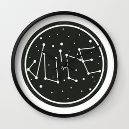 Juice Galaxy Wall Clock