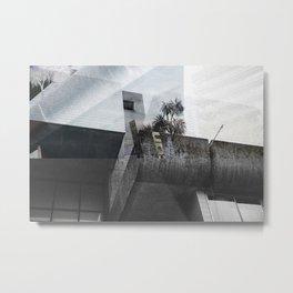 Brutalist Barbican #1 Metal Print