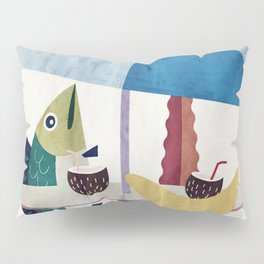 Day of the Fish Pillow Sham