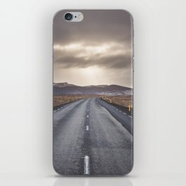 Route 1 - Landscape and Nature Photography iPhone Skin