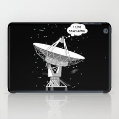 I love stargazing! iPad Case
