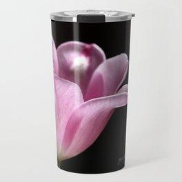 jjhelene Solo Pink Tulip Travel Mug