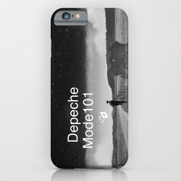 Depeche 101 Mute Promo iPhone Case