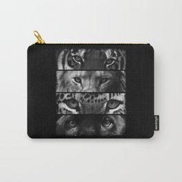 Primal Instinct - version 2 - with text Carry-All Pouch