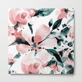 Flowers 11 Metal Print