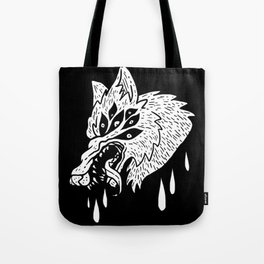 Hungry Eyes Tote Bag