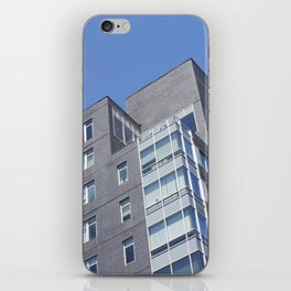 Complimentary Buildings iPhone Skin