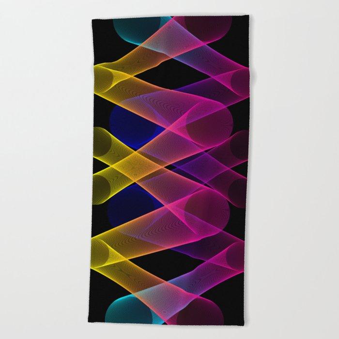 Multiple Universes Beach Towel