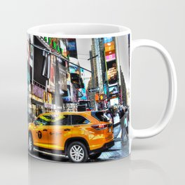 Times Square NY Coffee Mug