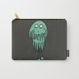 Soggy Fluff Monster Carry-All Pouch