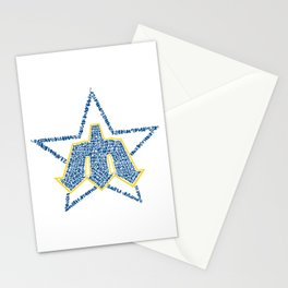 Mariners Stationery Cards