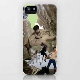 Dancing Cave iPhone Case