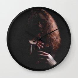 Heaven Can't Wait 02 (2017) Wall Clock
