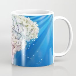 Mind in the Clouds Coffee Mug