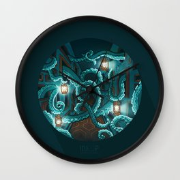 InkUp - Obsessions Wall Clock