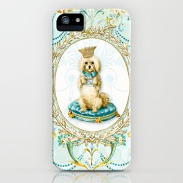 It's a dogs life iPhone Case
