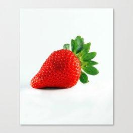 Strawberry's are Kinda Good Canvas Print