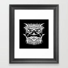 Kundoroh, Absolute Framed Art Print