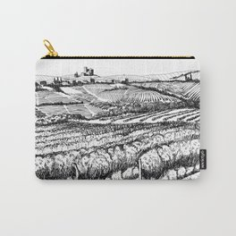 Vineyards of Piedmont Carry-All Pouch