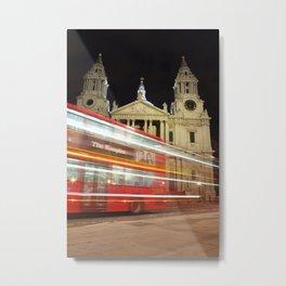 St Pauls Cathedral Metal Print