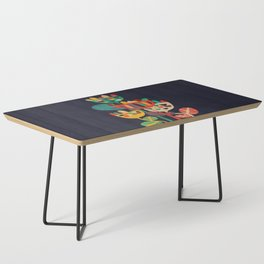 Wild Flowers Coffee Table
