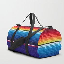 Serape of Mexico Duffle Bag