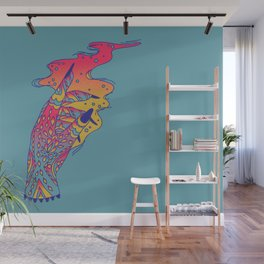 Witch Hand Wall Mural