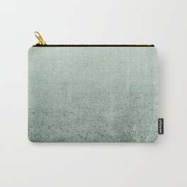 FADING GREEN EUCALYPTUS Carry-All Pouch