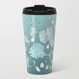 underwater world Travel Mug