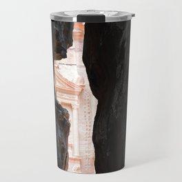 Treasury, Petra Travel Mug