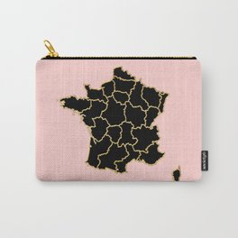 France map Carry-All Pouch