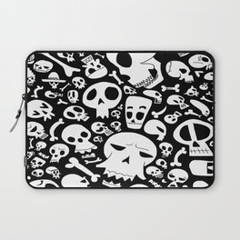 skully Laptop Sleeve