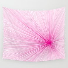 Line 2 Wall Tapestry
