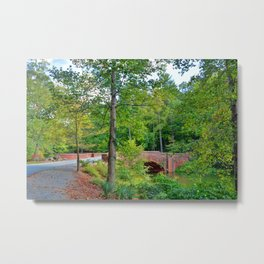 Biltmore Bridge Metal Print