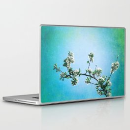 AWAITING SPRING Laptop & iPad Skin
