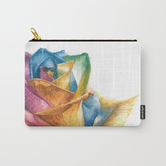 Fragile Beauty Carry-All Pouch