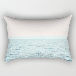 Sea Breeze #society6 #decor #style #tech Rectangular Pillow
